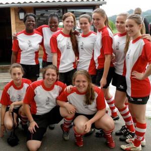 Rugby Donau Mädels